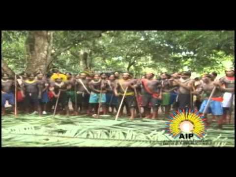Documentário Dia do Índio