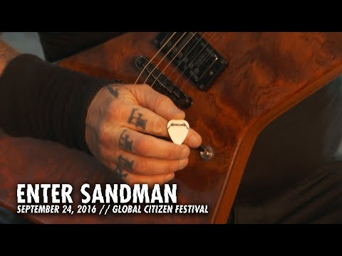 Download Metallica: Enter Sandman (Live - Global Citizen - New York, NY - 2016)