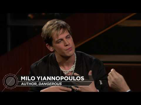 Xxx Mp4 Milo Yiannopoulos Interview Real Time With Bill Maher HBO 3gp Sex
