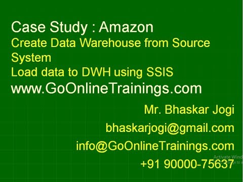 03 DWH -Create DWH from OLTP Source - Amazon Project