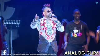 Ravi B Performs Budget on Soca Monarch 2017