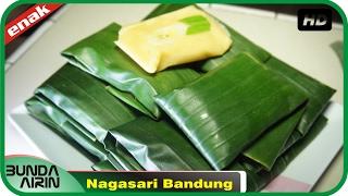 Cara Membuat Nagasari Bandung Resep Masakan Rumahan Indonesia Mudah Recipes Indonesia Bunda Airini
