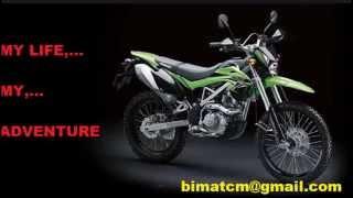 Kawasaki KLX 150 BF Terbaru !!!!!! Lebih