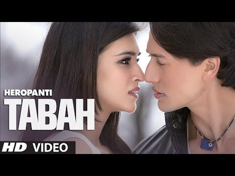 Xxx Mp4 Heropanti Tabah Video Song Mohit Chauhan Tiger Shroff Kriti Sanon 3gp Sex