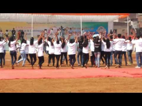 Techno fest 2016 in bnn college bhiwandi