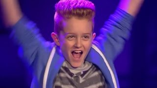 Luca S. sings 'I'm Not The Only One' by Sam Smith - The Voice Kids 2015 - Blind Auditions