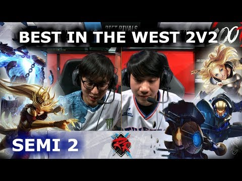 Xxx Mp4 DoubleLift Olleh Vs Cody Sun Aphromoo Semi Finals For Best In The West 2018 Rift Rivals LoL 3gp Sex
