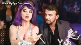 madeleine tabar at movie (haramstreet)مادلين طبر في شارع الهرم 3