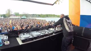 DJ Paul Elstak @ Supersized Kingsday - Aquabest -  Best
