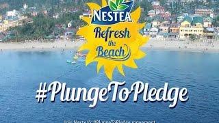 #PlungeForPuertoGalera | NESTEA | Nestlé PH