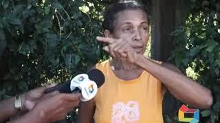 DONA MARIA RAIMUNDA FALA SOBRE SEU SOBRINHO  DOQUINHA SUSPEITO DO HOMUCÍDIO DO DIABO LOIRO 12 06 19