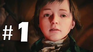 Assassin's Creed Unity Part 1 - Versailles - Gameplay Walkthrough PS4