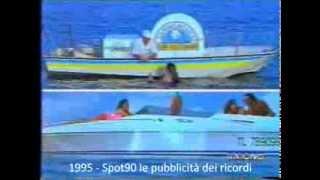 Storici Spot degli anni 90 Sammontana Gelati Blanco e Stecco Ducale
