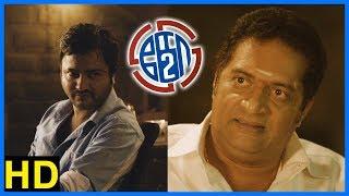 Ko 2 Movie Scenes   John Vijay tries negotiating with Bobby Simha   Prakash Raj   Tamil Movies 2018