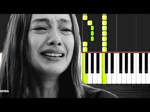 Seni severdim Piano Tutorial by VN