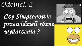Czy Simpsonowie przewidzieli różne wydarzenia ?
