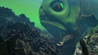 NEW GREEN GIANT PIRANHA vs 300 SWAMP LURKERS - Feed and Grow Fish - Part 93 | Pungence