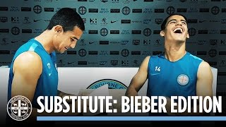 SUBSTITUTE: BIEBER EDITION with Tim Cahill and Daniel Arzani