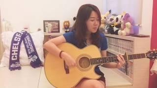 Chelsea FC Anthem - Blue is the Colour (Acoustic Guitar Cover)