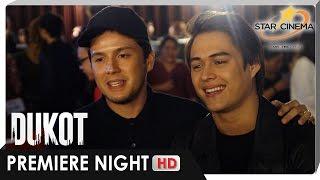 'DUKOT' Premiere Night | Enrique Gil