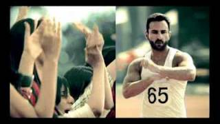 Amul Macho Latest Ad Campaign - Race TVC with Saif Ali Khan