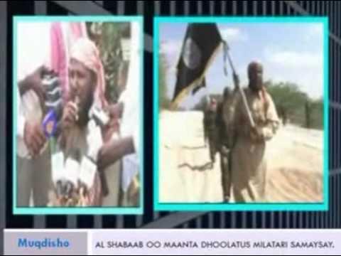 somali Alshabaab  oo dhoolatus milateri sameysay
