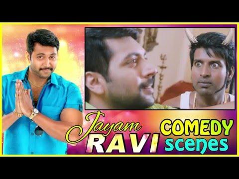 Jayam Ravi Comedy Scenes   Latest Tamil Movie Comedy Scenes 2015   Soori   Anjali   Hansika