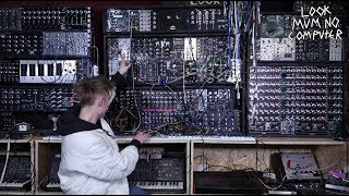 A MODULAR SYNTH WALKTHROUGH OF MY DIY MODULAR SETUP