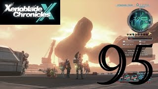 Xenoblade Chronicles X: Let's Play Ep.95 - Basic Mission Bonanza : No Commentary