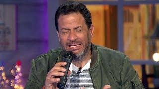 ماجد المصري يغني اغنيه