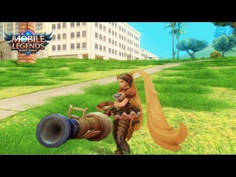 Kisah Layla dan Lancelot Mobile Legends - GTA San Andreas Dyom