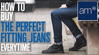 How To Buy The Perfect Jeans Everytime   Style School x Levis