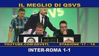 QSVS - I GOL DI INTER - ROMA 1-1 - TELELOMBARDIA / TOP CALCIO 24