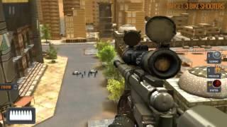 Sniper 3D Assassin Al Vahdeko Spec Ops Missions 1-5 All Spec Ops Gameplay