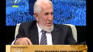 Prof. Dr. Cevat Akşit Hoca - Sigara Nargile Icmek Haram mi Caiz mi