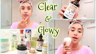 My Nighttime Skin Care Routine | Dulce Candy 2016