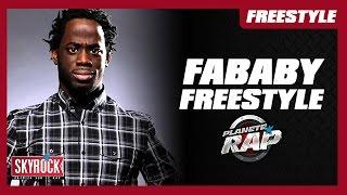 Fababy en freestyle dans Planète Rap !