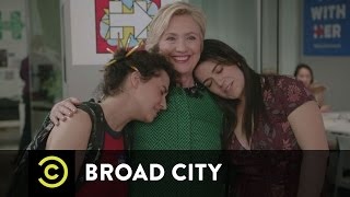 Broad City - Hello, Hillary