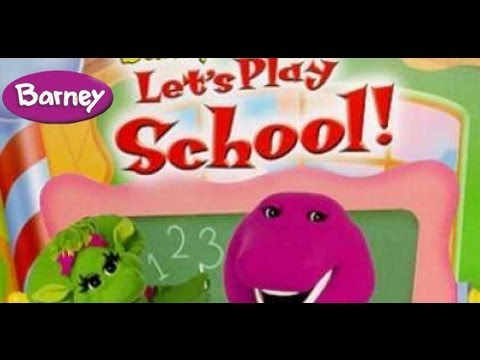Barney Let s Play School