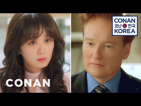 Xxx Mp4 Conan Guest Stars In A Korean Soap Opera 3gp Sex