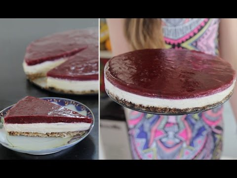 Vegan Cheesecake - Delicious