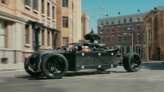 The Rig That Transforms Into ANY Car: The Mill BLACKBIRD   Top Gear Magazine