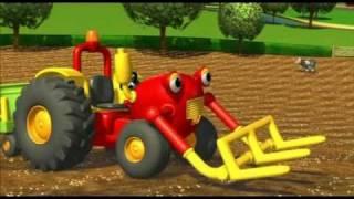Трактор том 2сезон 25серия(русский перевод)