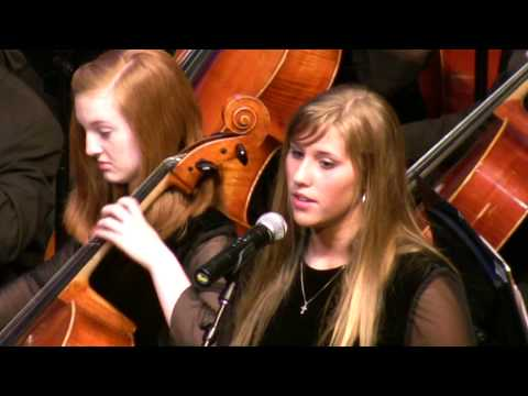Lord of the Rings In Dreams - Annie Wildgen wGHS Orchestra