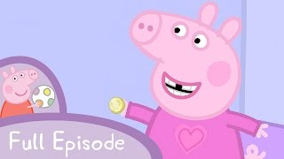 Peppa Pig - The Tooth Fairy (full episode)