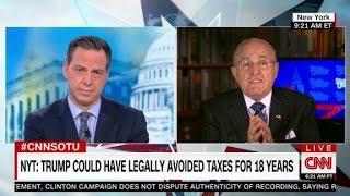 Rudy Giuliani full interview