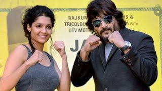 R Madhavan: I got hurt while shooting with Ritika Singh | Saala Khadoos | Rajkumar Hirani