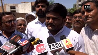 'Want a PM, not chowkidar': Hardik Patel's jibe at Modi