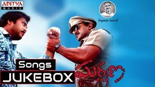 Gharshana Telugu Movie Full Songs || Jukebox || Karthik, Prabhu, Amala, Nirosha