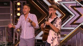 The X Factor UK 2017 Jack & Joel Auditions Full Clip S14E01
